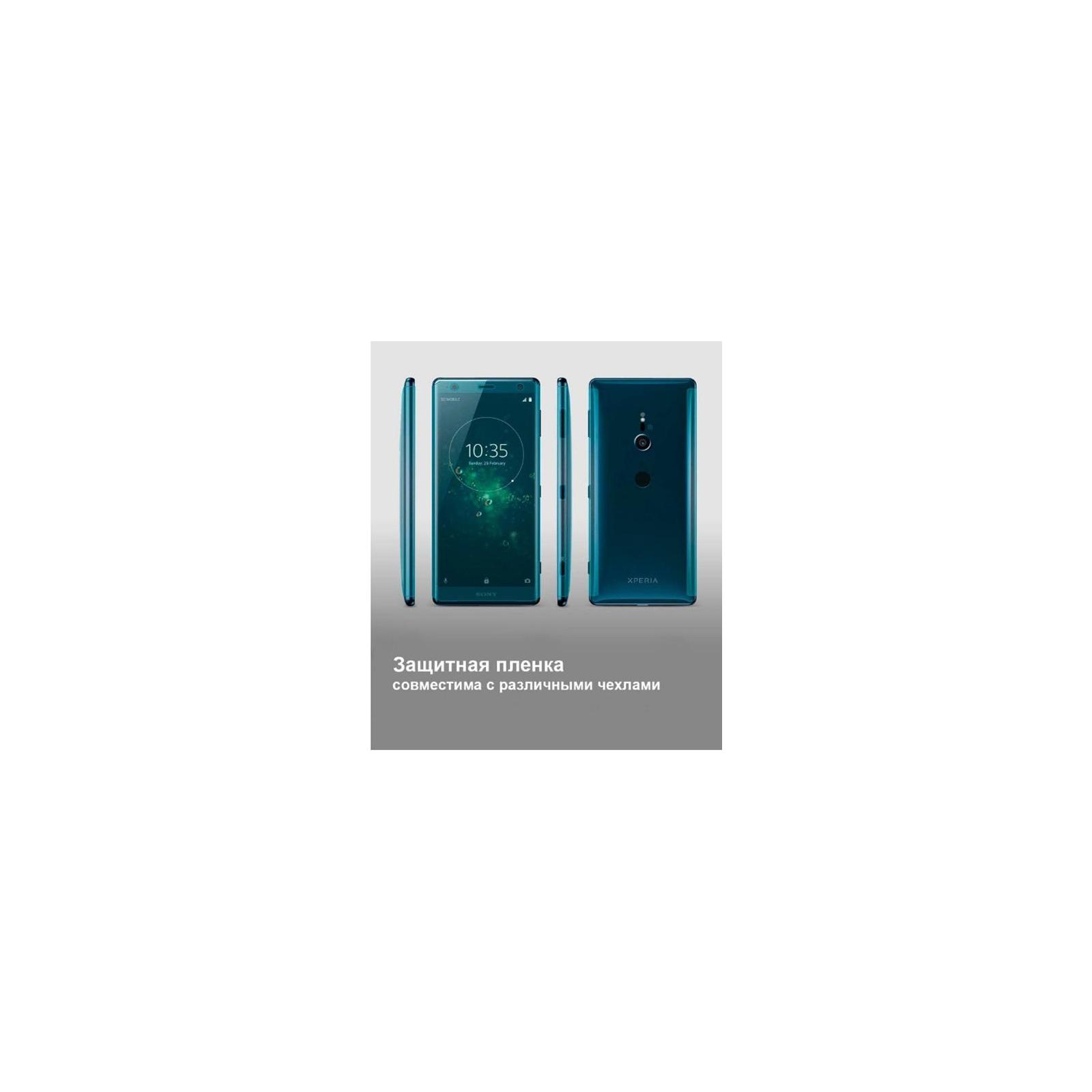 Пленка защитная Ringke для телефона Sony Xperia XZ2 Full Cover (RSP4455) изображение 4