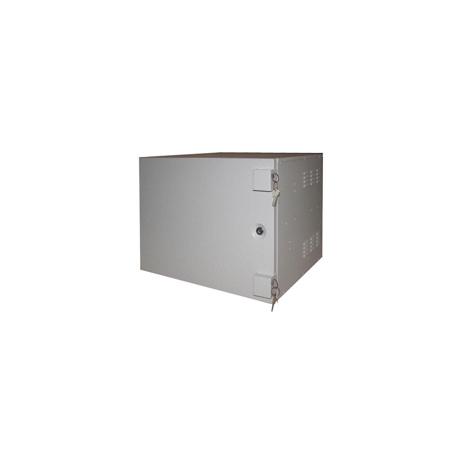 """Шкаф настенный CSV 19"""" VA 7U-450 антивандальна внешнего исполнения (745-АВИ)"""
