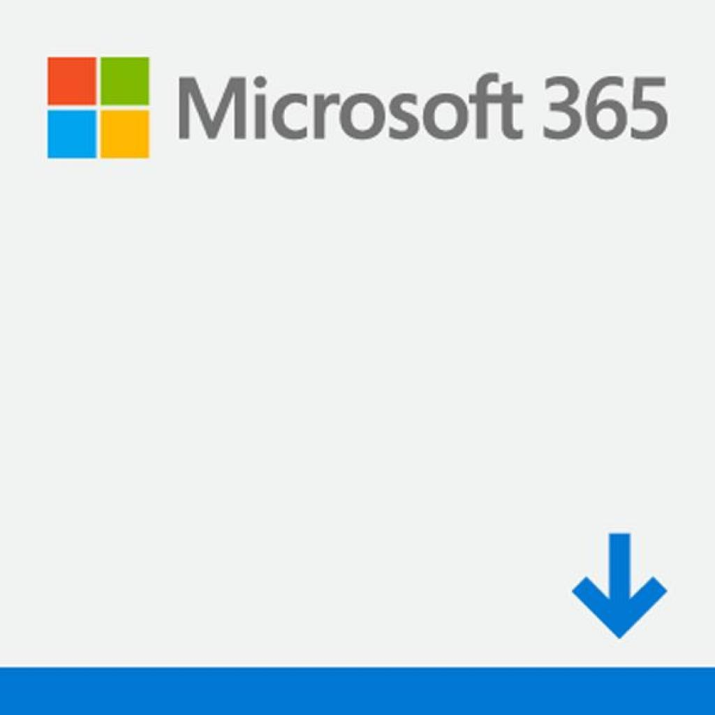 Офісний додаток Microsoft Office365 Home 5 User 1 Year Subscription Russian Medialess (6GQ-01018)
