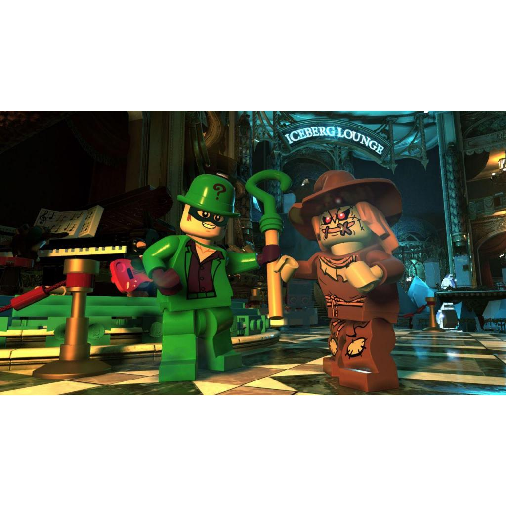 Игра SONY LEGO DC Super-Villains[Blu-Ray диск] PS4 (2216869) изображение 2