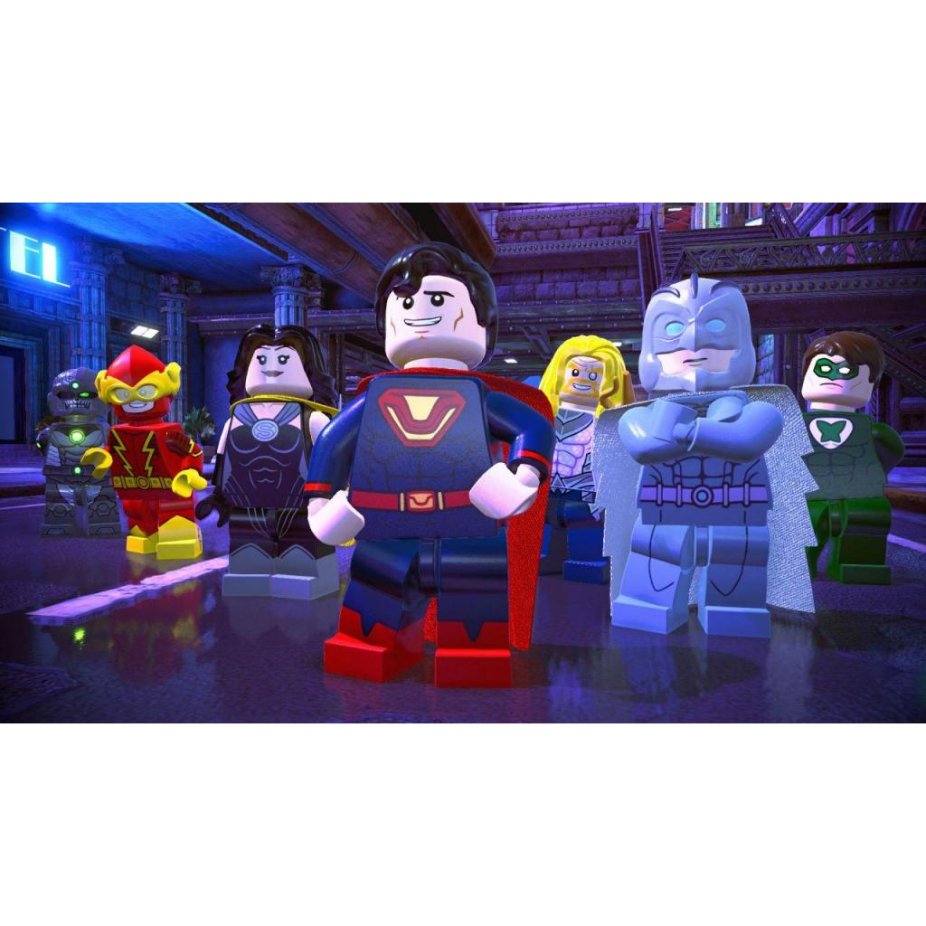 Игра SONY LEGO DC Super-Villains[Blu-Ray диск] PS4 (2216869) изображение 3