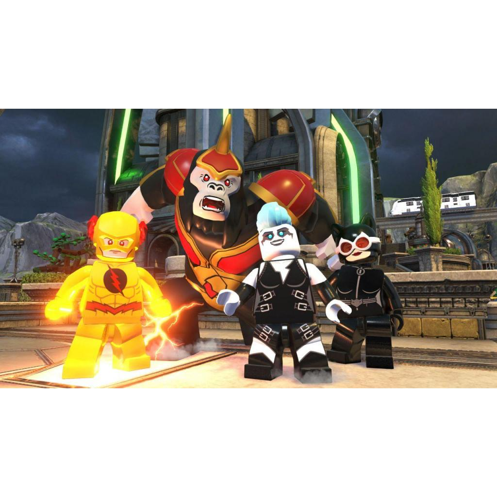 Игра SONY LEGO DC Super-Villains[Blu-Ray диск] PS4 (2216869) изображение 4