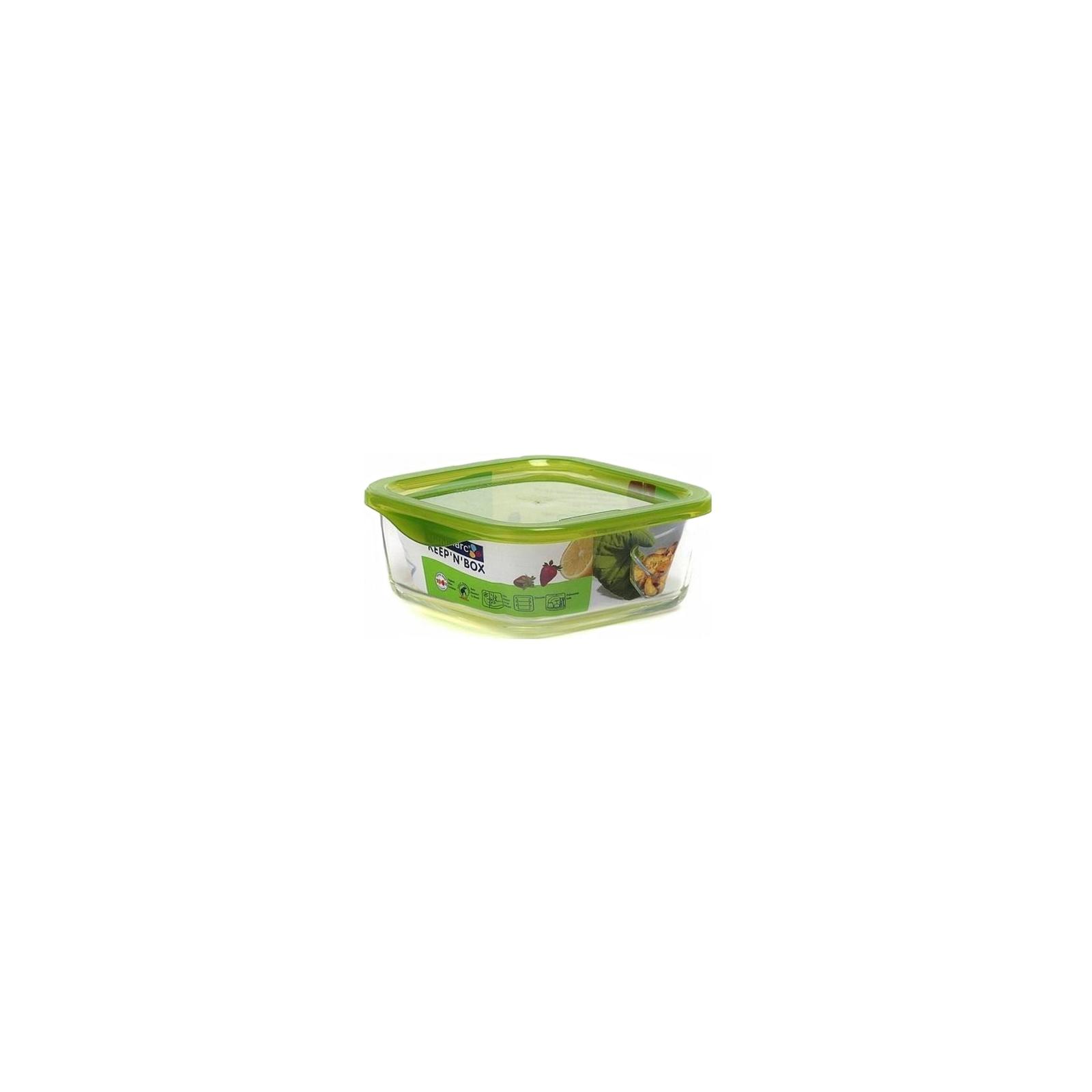 Пищевой контейнер Luminarc Keep'n Box квадр. 380 мл (P4525)