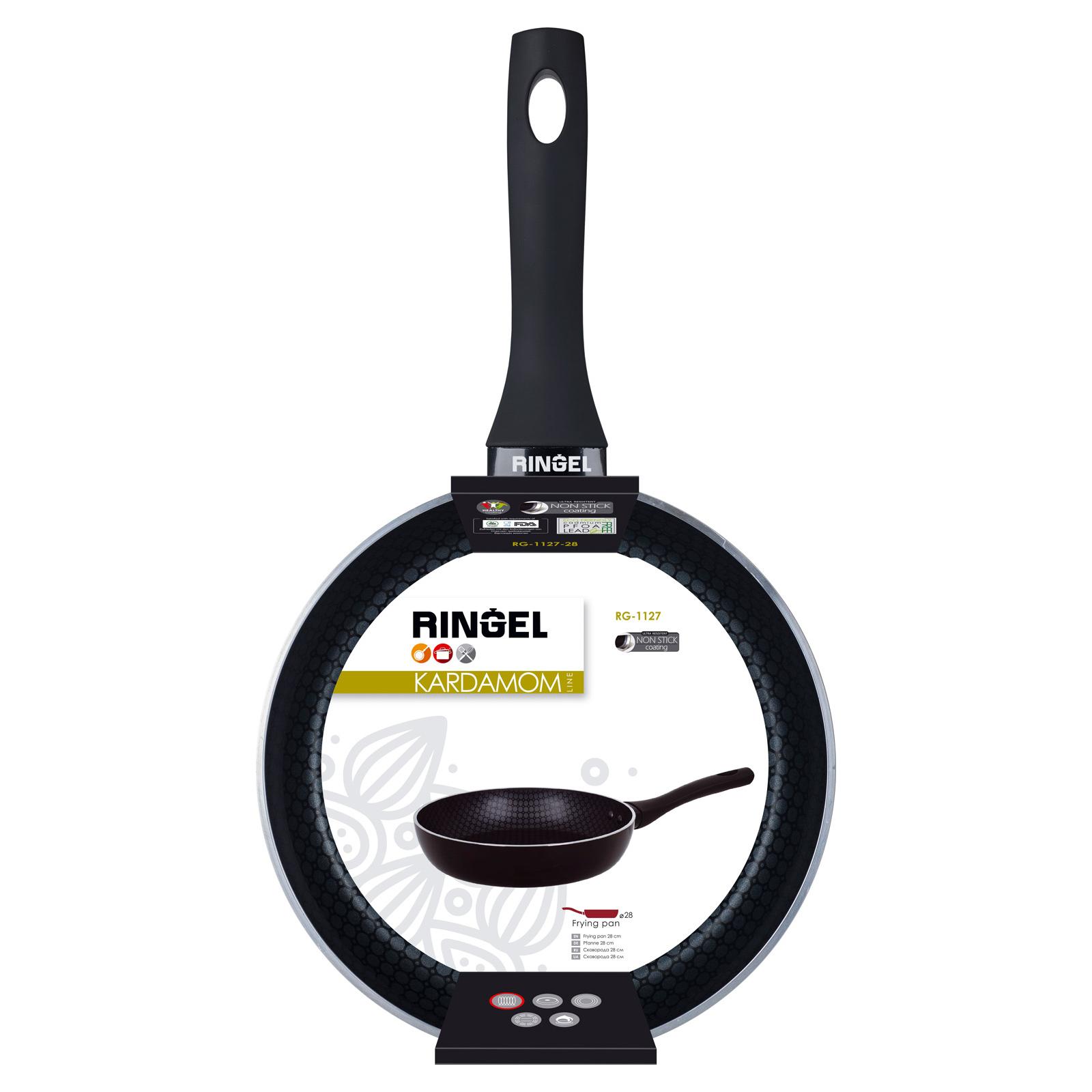 Сковорода Ringel Kardamom 28 см (RG-1127-28) изображение 4