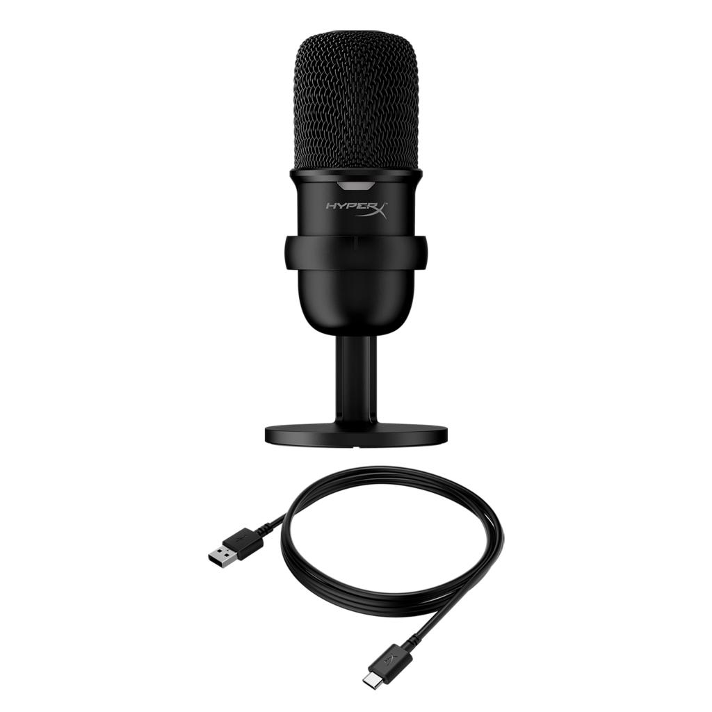 Мікрофон HyperX SoloCast (HMIS1X-XX-BK/G) зображення 7
