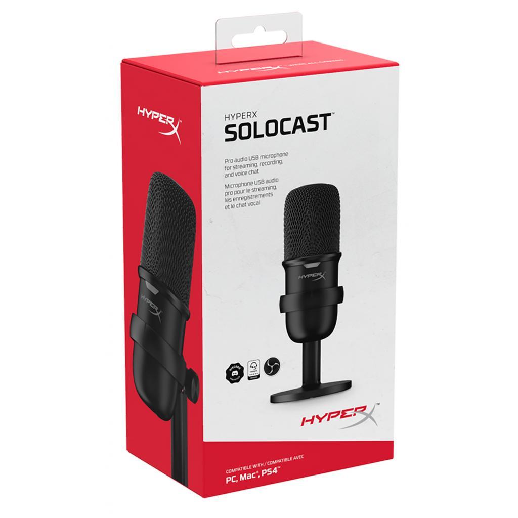 Мікрофон HyperX SoloCast (HMIS1X-XX-BK/G) зображення 8