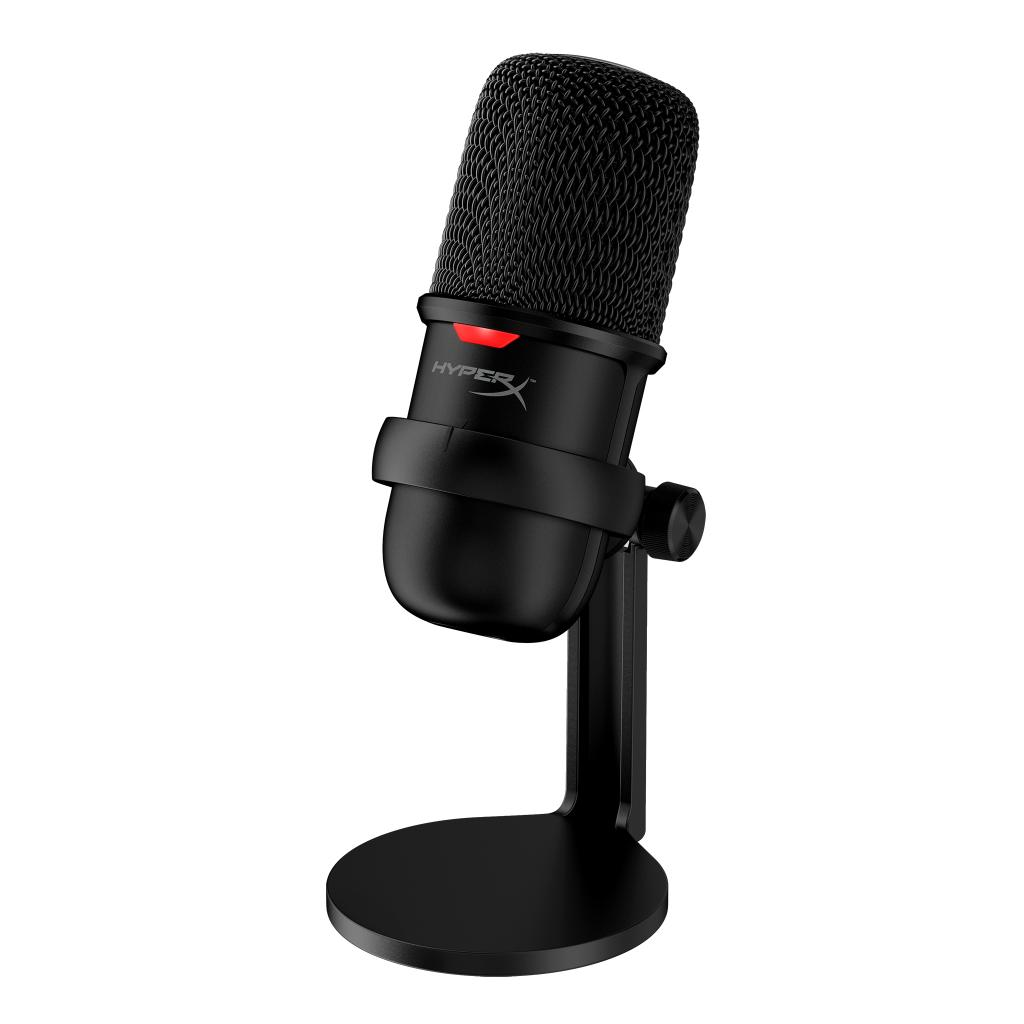 Мікрофон HyperX SoloCast (HMIS1X-XX-BK/G)