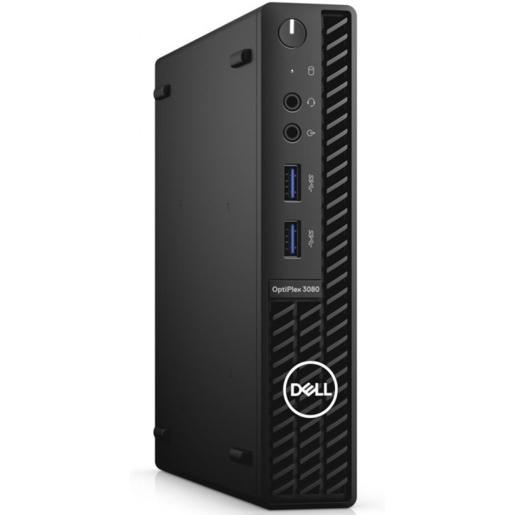 Комп'ютер Dell OptiPlex 3080 MFF / i5-10500T (N020O3080MFF-08) зображення 3