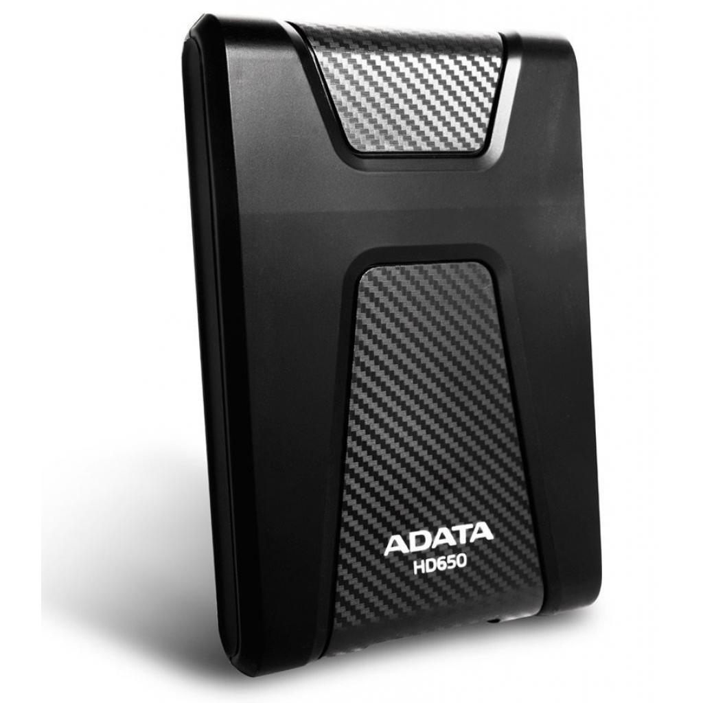 """Внешний жесткий диск 2.5"""" 2TB ADATA (AHD650-2TU31-CBK) изображение 3"""
