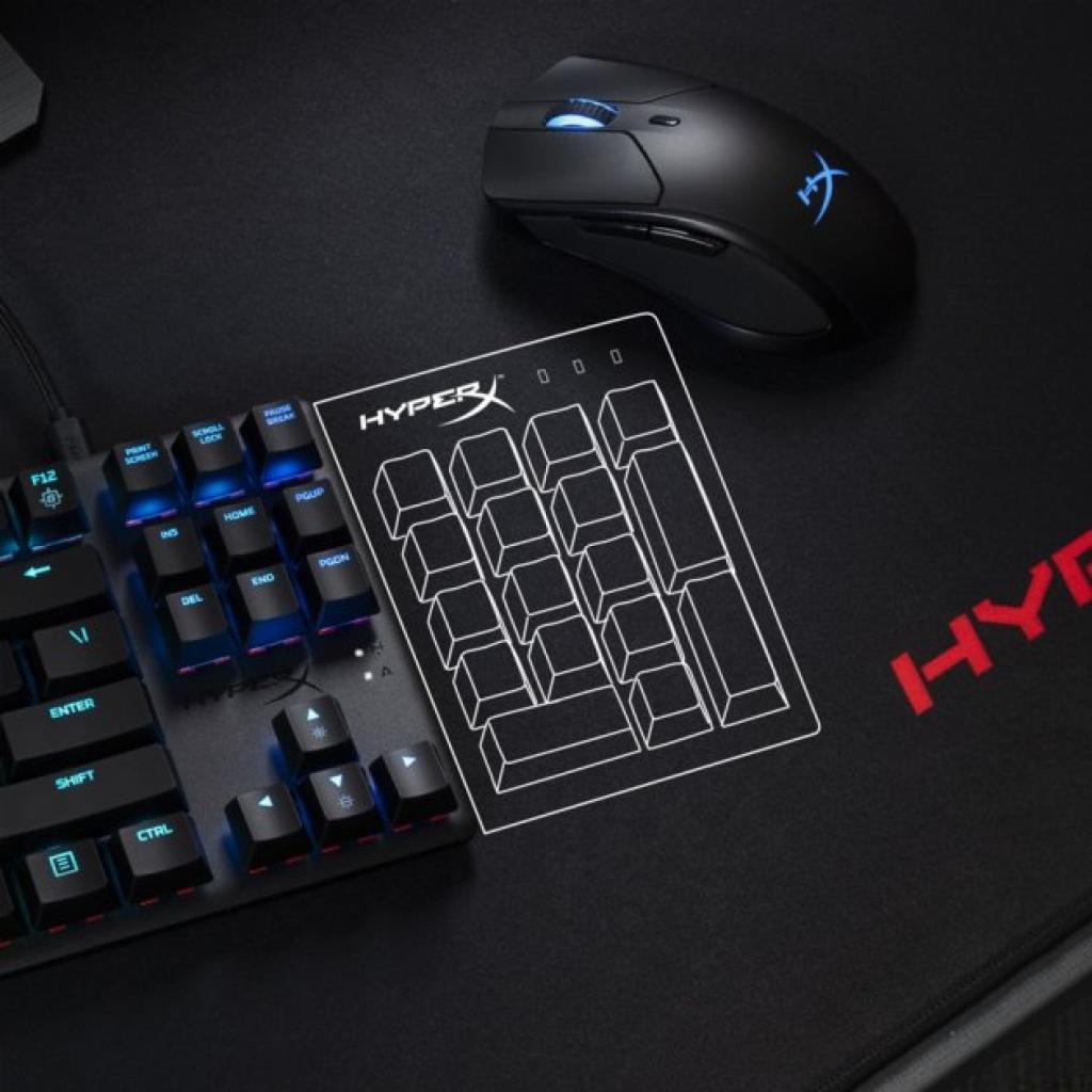 Клавіатура HyperX Alloy Origins Core HX Blue (HX-KB7BLX-RU) зображення 10