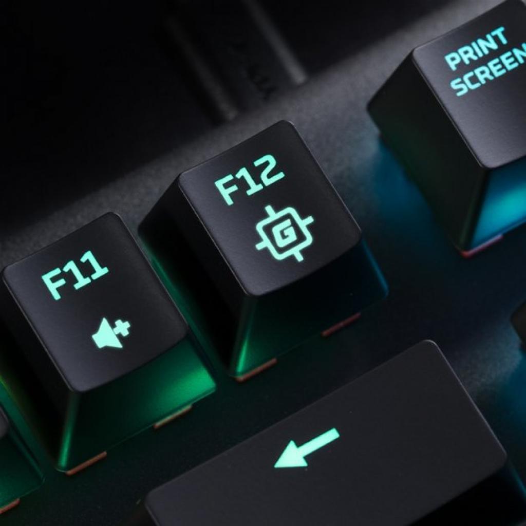 Клавіатура HyperX Alloy Origins Core HX Blue (HX-KB7BLX-RU) зображення 11