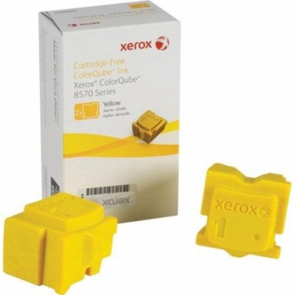 Картридж XEROX CQ8570 Yellow (108R00938)