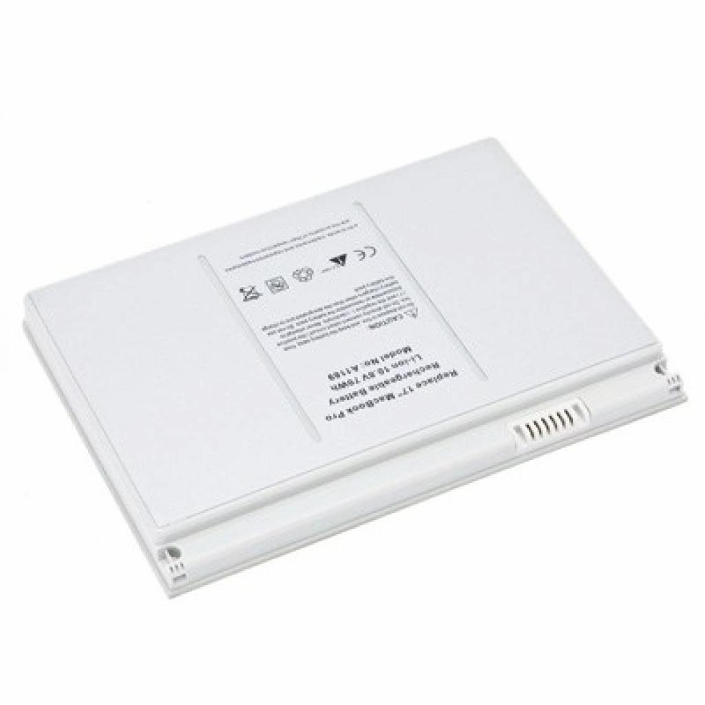 Аккумулятор для ноутбука Apple A1189 Cerus (12812)