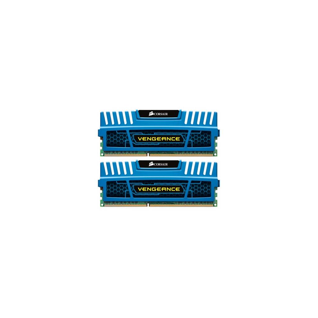 Модуль памяти для компьютера DDR3 4GB (2x2GB) 1600 MHz CORSAIR (CMZ4GX3M2A1600C9)