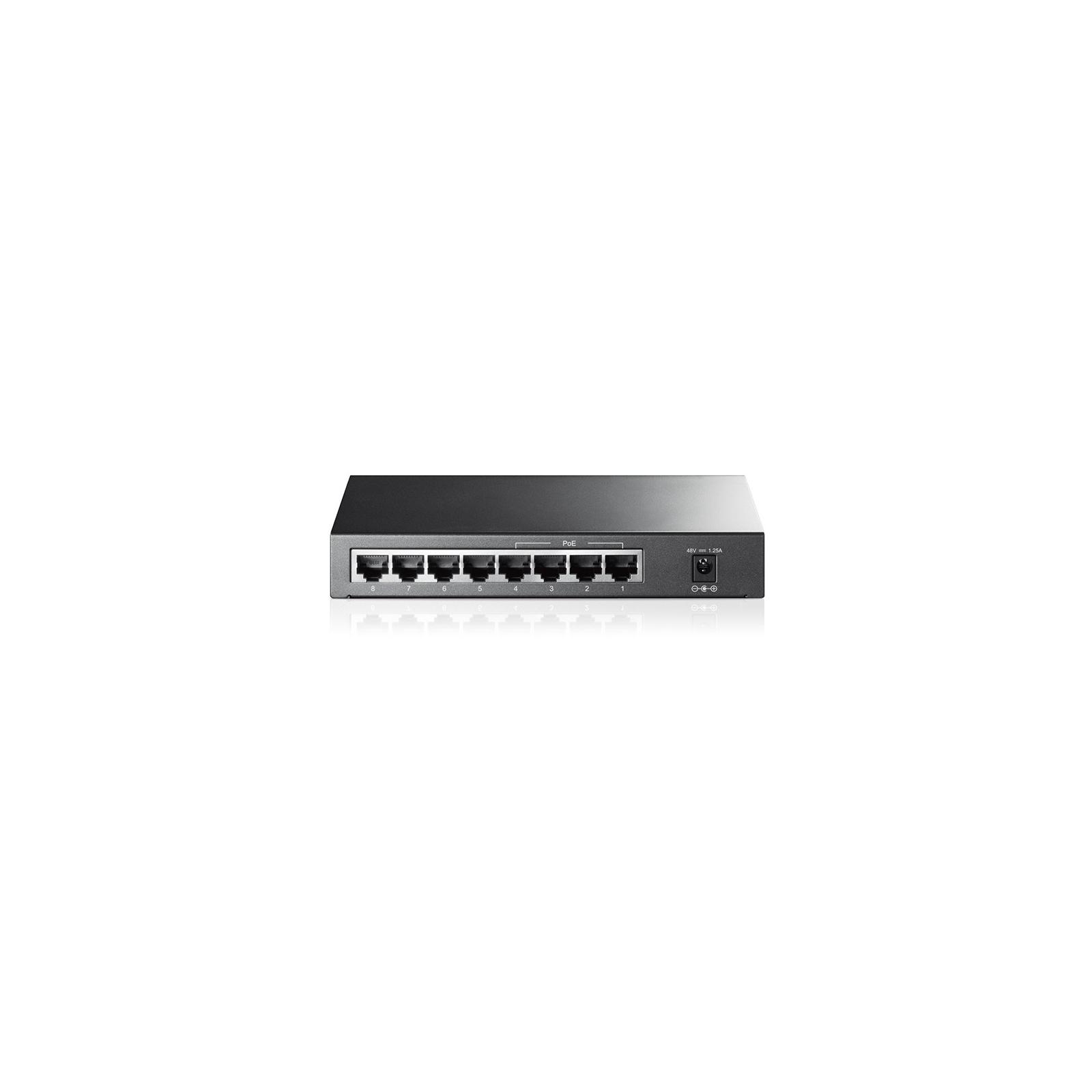 Коммутатор сетевой TP-Link TL-SF1008P изображение 2