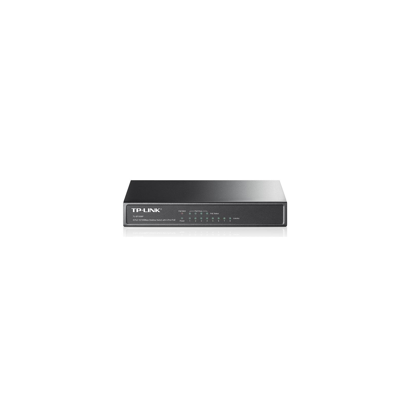 Коммутатор сетевой TP-Link TL-SF1008P