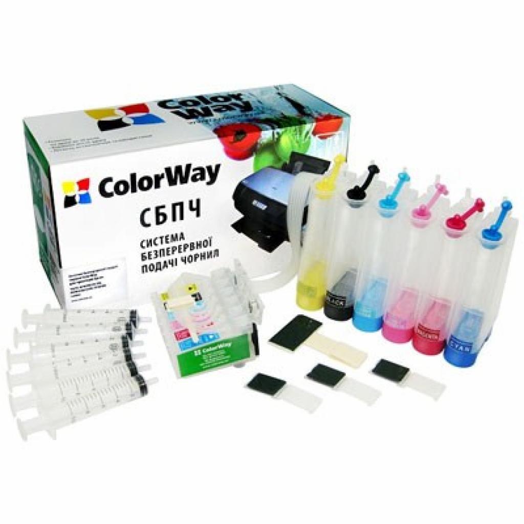 СНПЧ ColorWay Epson P50/PX650/PX660 (P50CC-6.5)