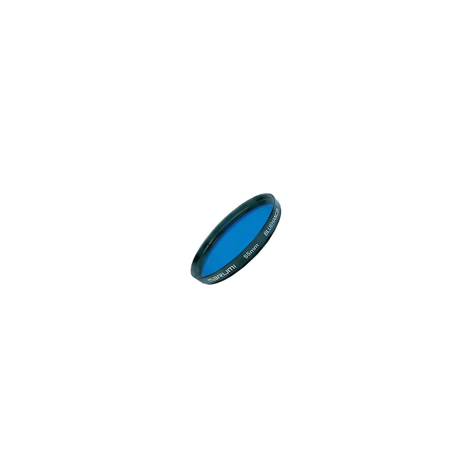 Светофильтр Marumi DHG Bluehancer 55mm