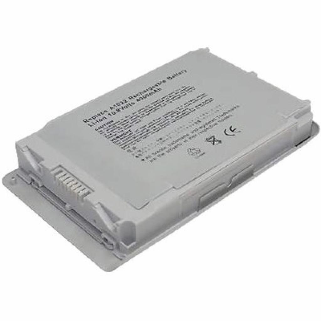 Аккумулятор для ноутбука Apple A1079 PowerBook G4 12-inch BatteryExpert (A1022 L 44)