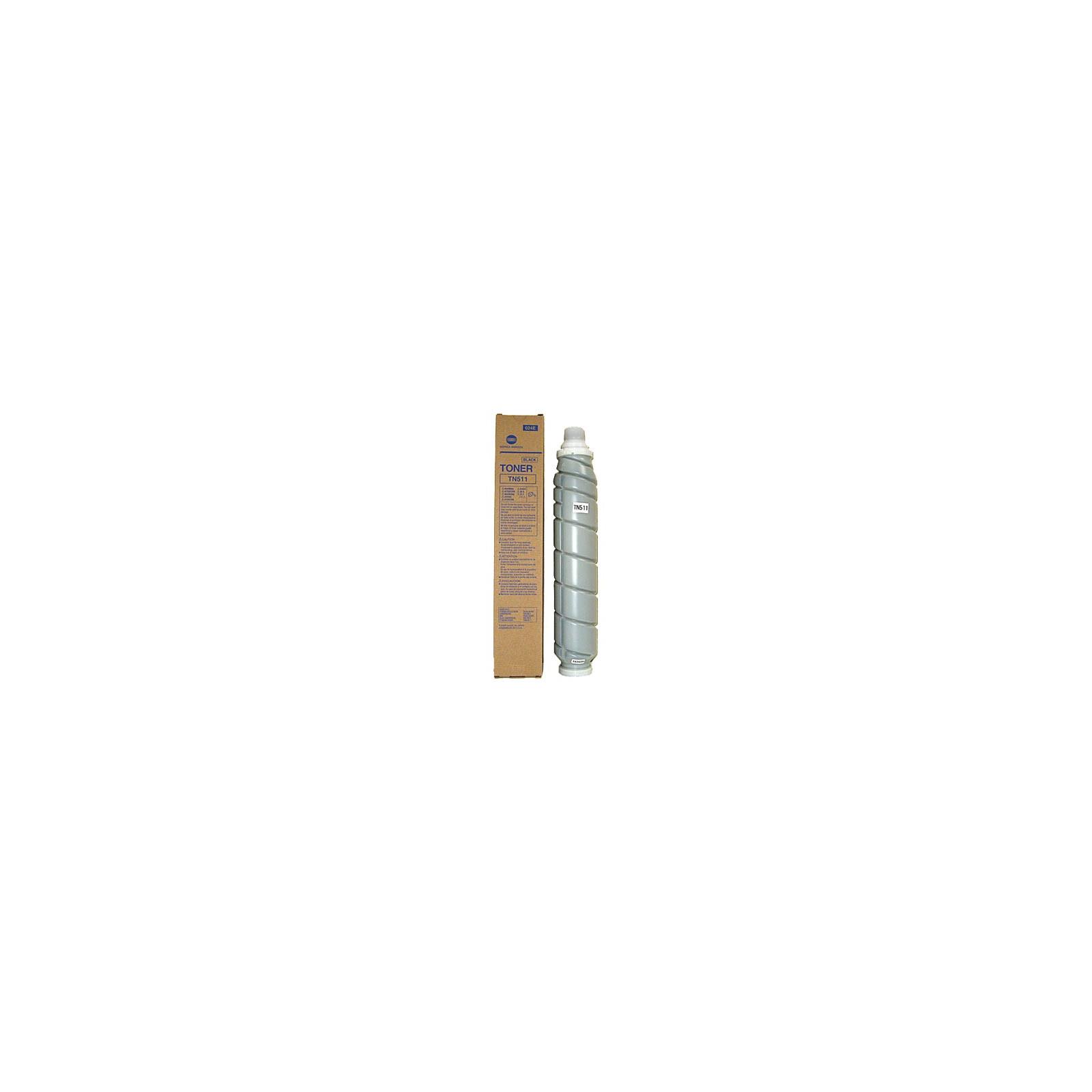 Тонер KONICA MINOLTA TN-511 black (для Bizhub 420/500) (024B)