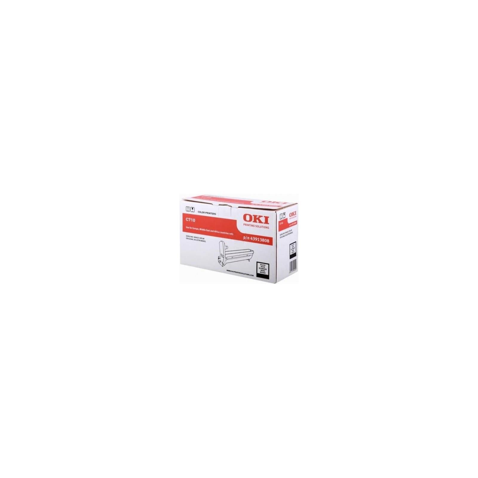 Фотокондуктор OKI C710 Black (43913808)