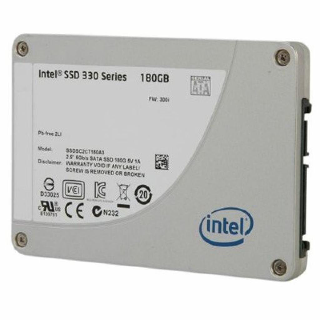 "Накопитель SSD 2.5"" 180GB INTEL (SSDSC2CT180A3K5)"