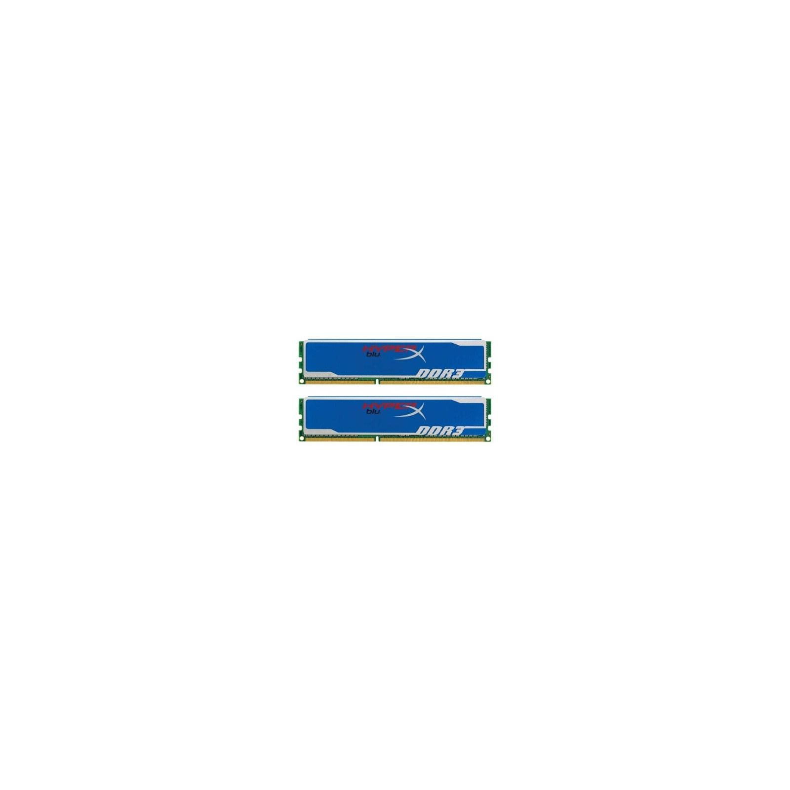 Модуль памяти для компьютера DDR3 16GB (2x8GB) 1600 MHz Kingston (KHX1600C9D3B1K2/16G)
