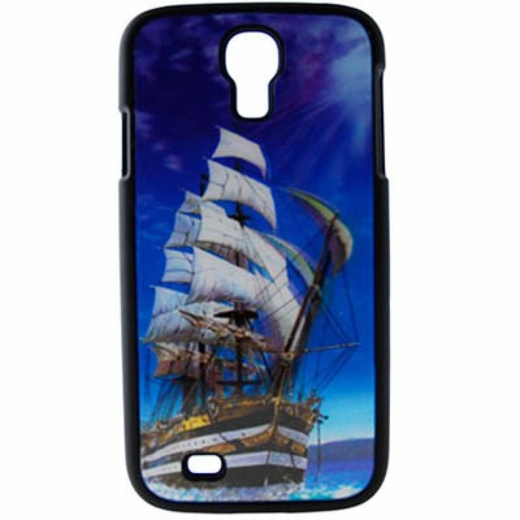 Чехол для моб. телефона Drobak для Samsung I9500 Galaxy S4 (frigate) 3D (938915)