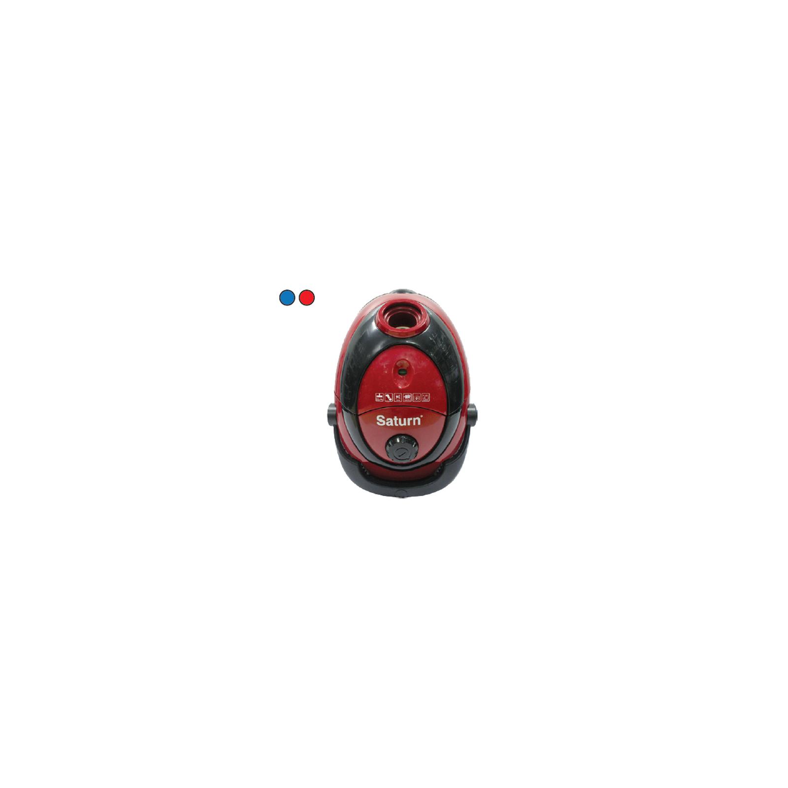 Пылесос SATURN ST-VC0253 Red изображение 2