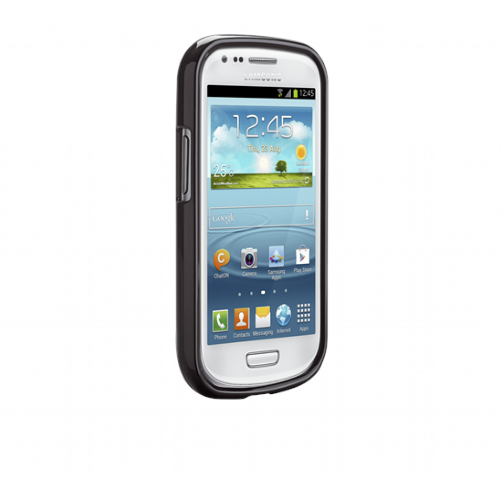 Чехол для моб. телефона Case-Mate для Samsung Galaxy S3 mini BT ALU - Black (CM024951) изображение 2