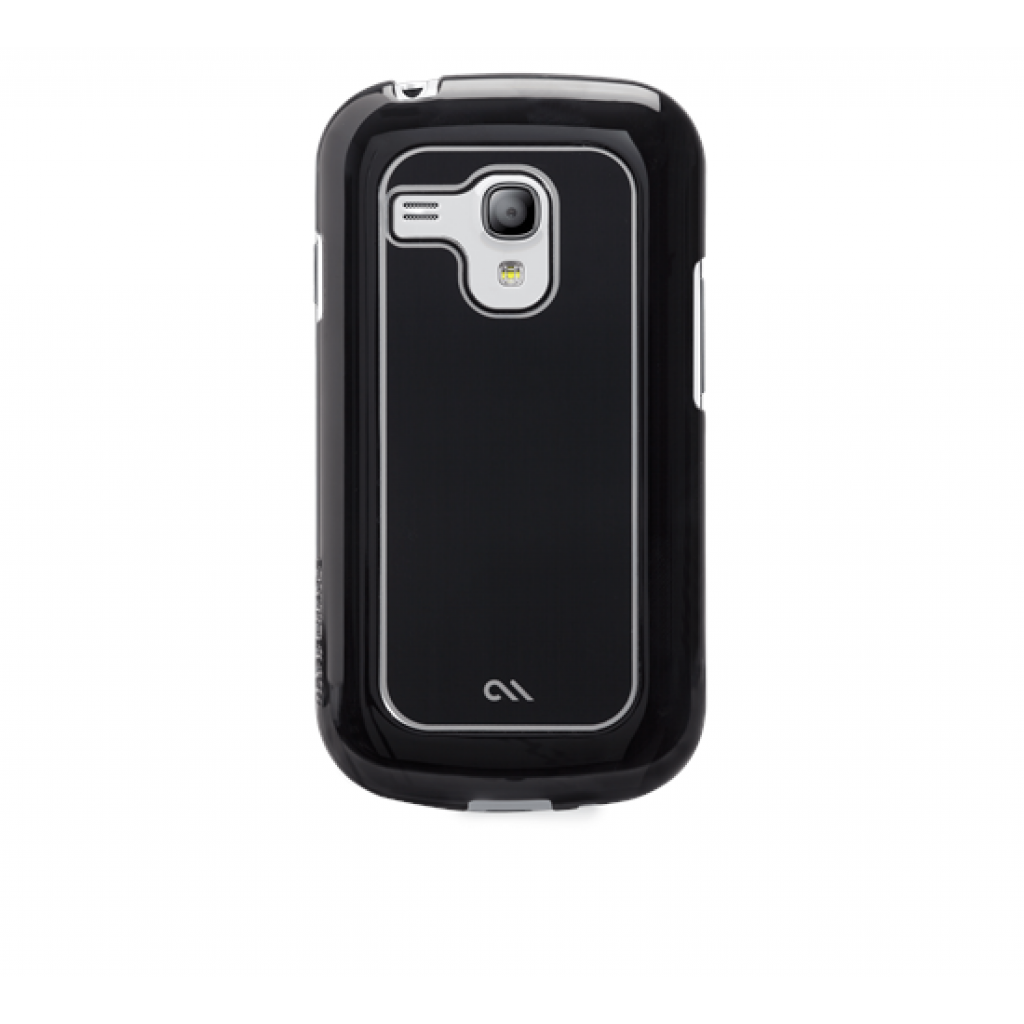 Чехол для моб. телефона Case-Mate для Samsung Galaxy S3 mini BT ALU - Black (CM024951) изображение 3