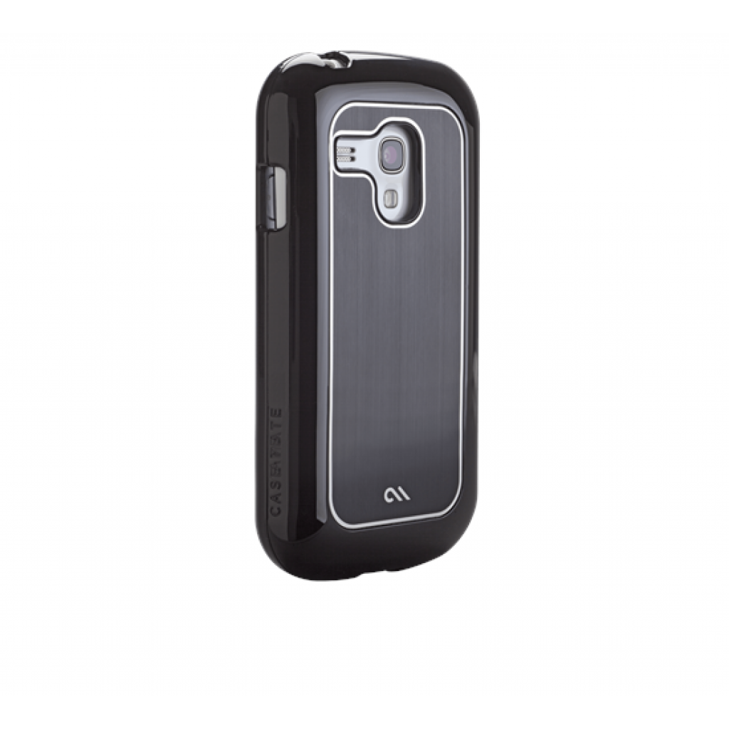 Чехол для моб. телефона Case-Mate для Samsung Galaxy S3 mini BT ALU - Black (CM024951)