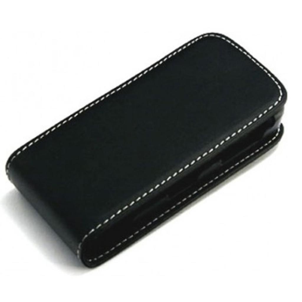 Чехол для моб. телефона KeepUp для HTC Desire C (A320e) Black/FLIP (00-00004800) изображение 2