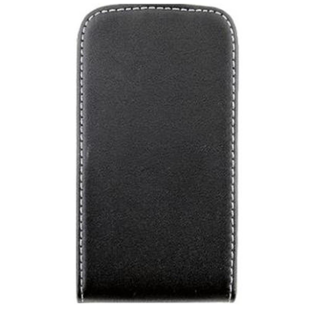 Чехол для моб. телефона KeepUp для HTC Desire C (A320e) Black/FLIP (00-00004800)
