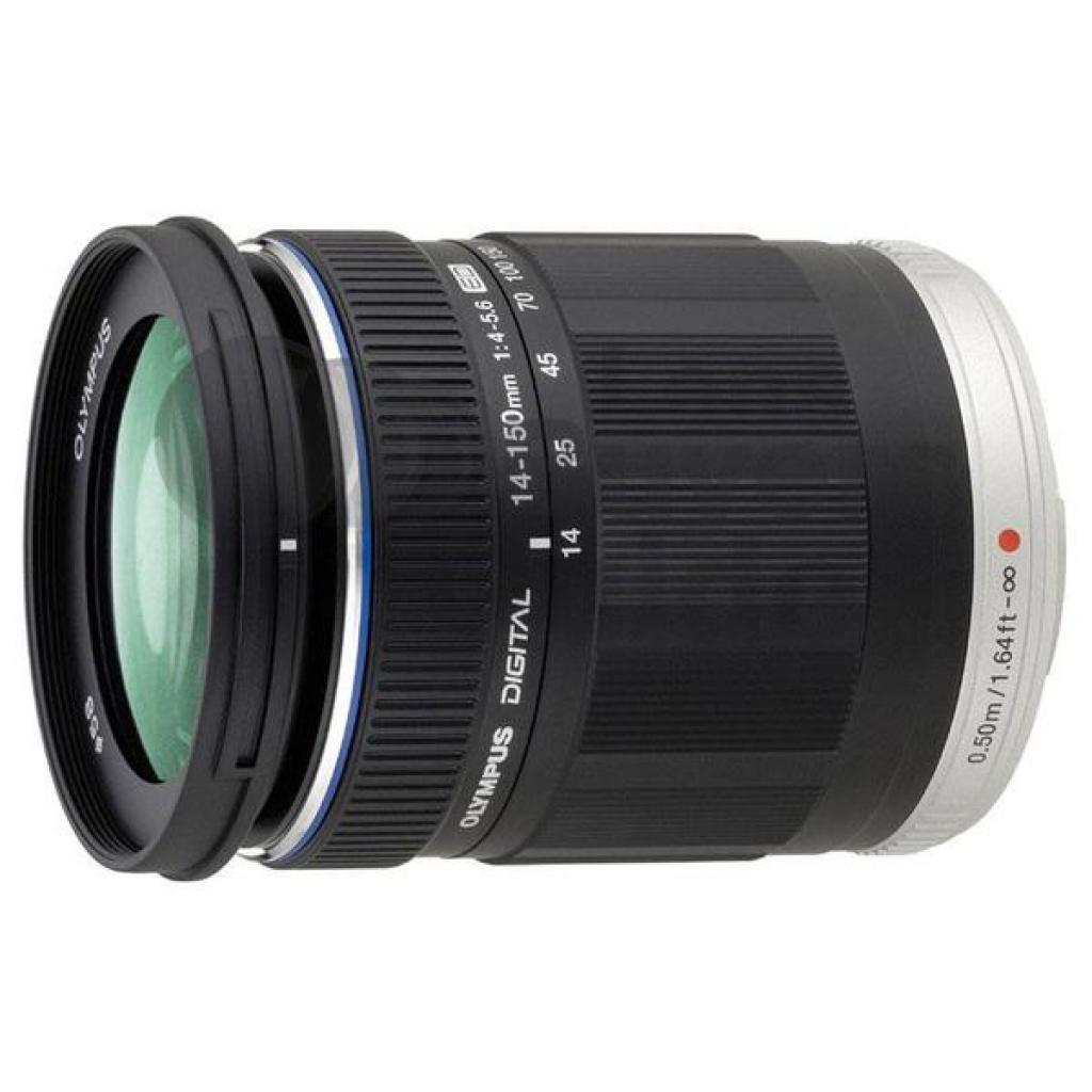Объектив OLYMPUS EZ-M1415 ED 14-150mm 1:4.0-5.6 Black (N3862692)