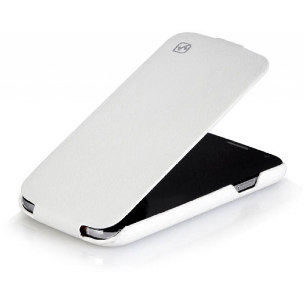 Чехол для моб. телефона HOCO для Samsung I9500 Galaxy S4 /Duke (HS-L018 White) изображение 2