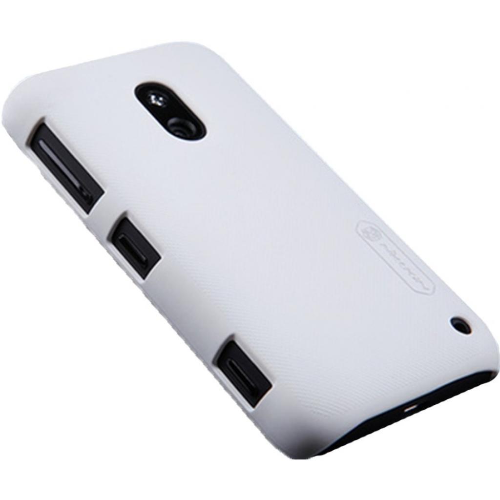 Чехол для моб. телефона NILLKIN для Nokia 620 /Super Frosted Shield/White (6065771) изображение 2