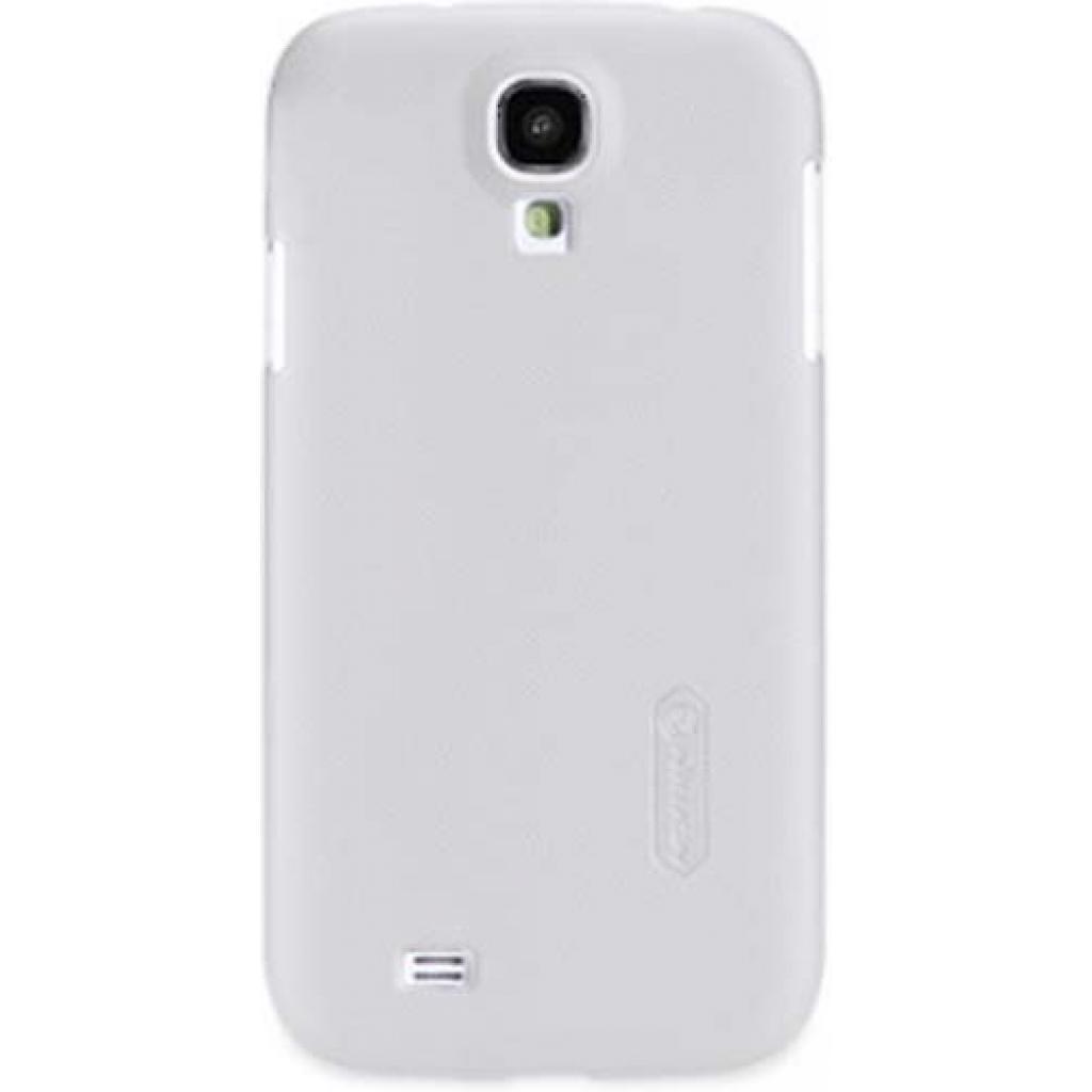 Чехол для моб. телефона NILLKIN для Samsung I9500 /Super Frosted Shield/White (6065885)