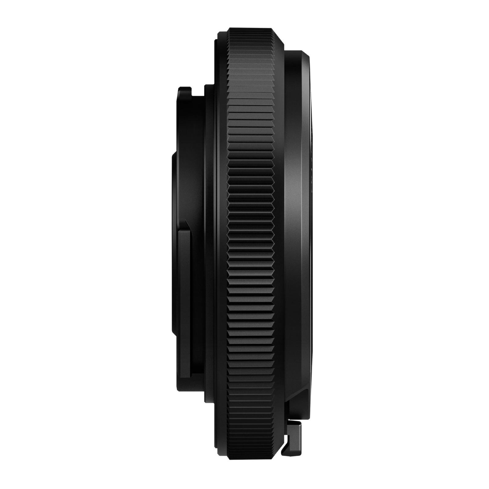 Объектив OLYMPUS BCL-0980 Fish-Eye Body Cap Lens 9mm 1:8.0 Black (V325040BW000) изображение 2