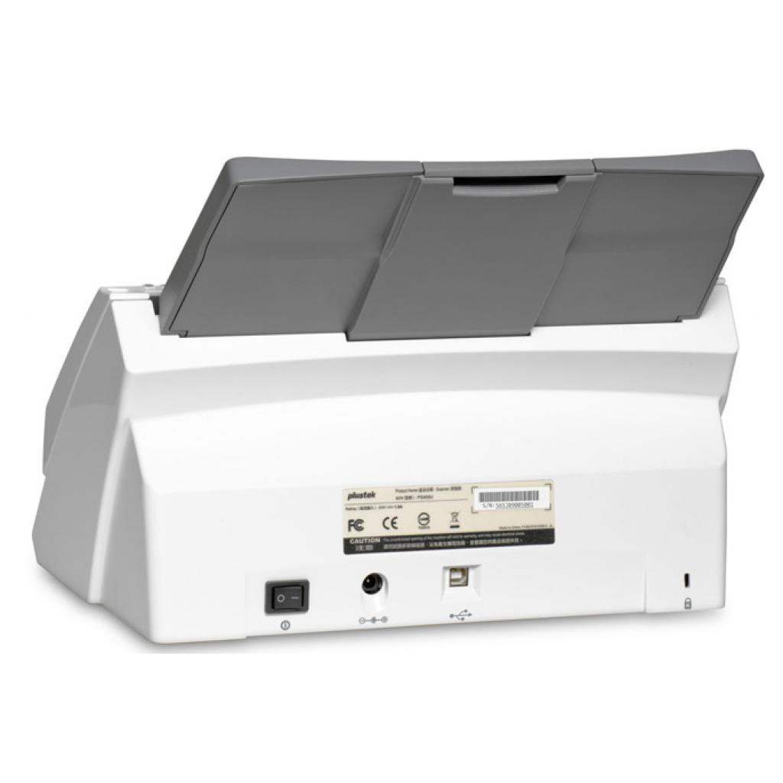 Сканер Plustek SmartOffice PS406U (0194TS) изображение 4