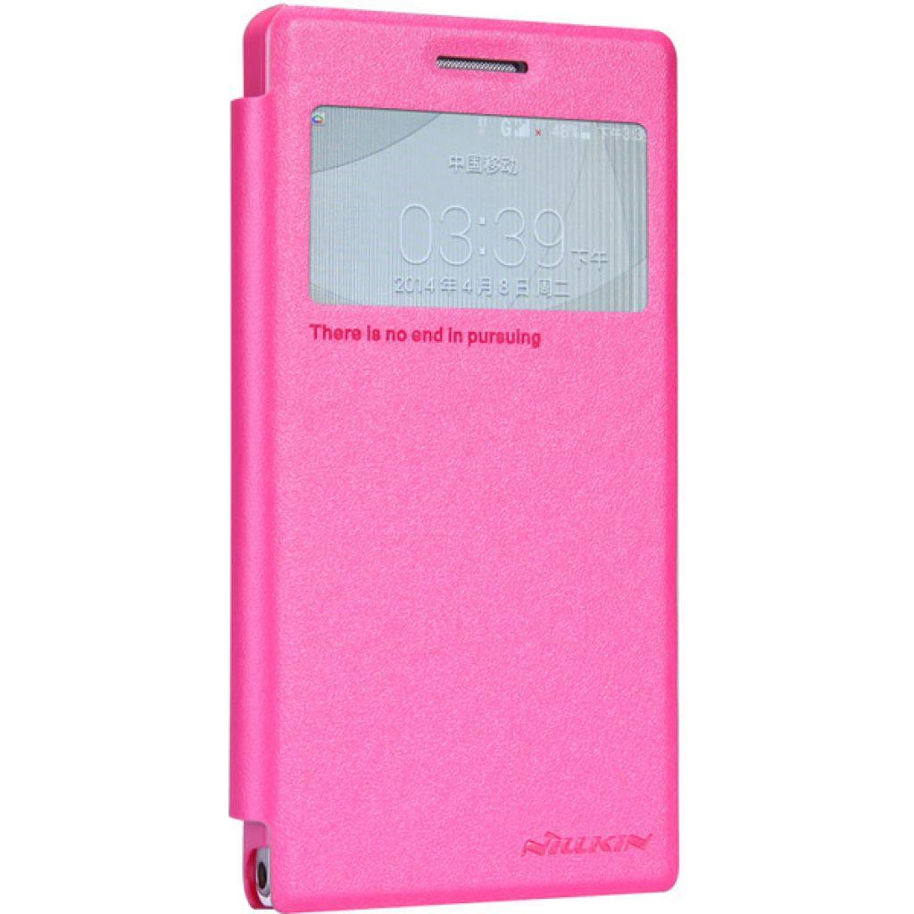 Чехол для моб. телефона NILLKIN для Huawei G6 /Spark/ Leather/Red (6147108) изображение 2