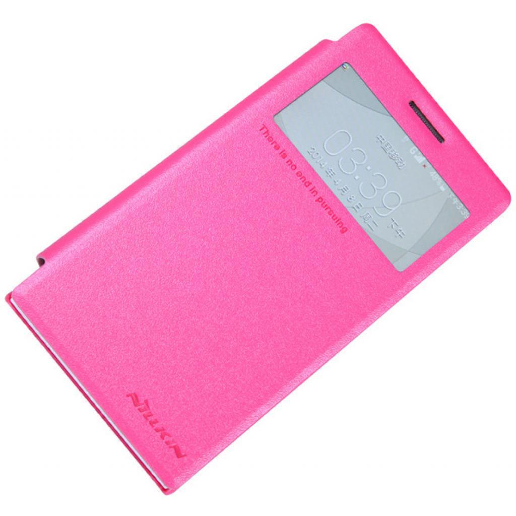 Чехол для моб. телефона NILLKIN для Huawei G6 /Spark/ Leather/Red (6147108) изображение 3
