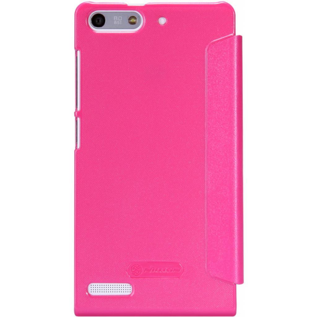 Чехол для моб. телефона NILLKIN для Huawei G6 /Spark/ Leather/Red (6147108) изображение 4
