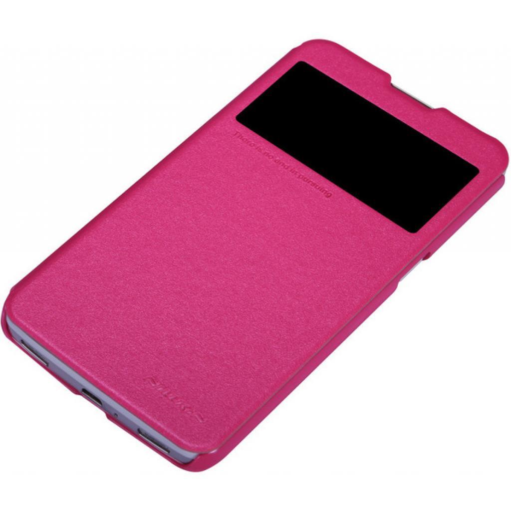 Чехол для моб. телефона NILLKIN для LG Optimus G Pro Lite /Spark/ Leather/Red (6147151) изображение 2