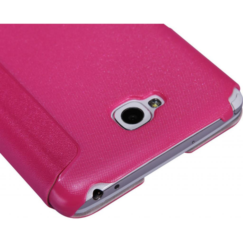 Чехол для моб. телефона NILLKIN для LG Optimus G Pro Lite /Spark/ Leather/Red (6147151) изображение 4