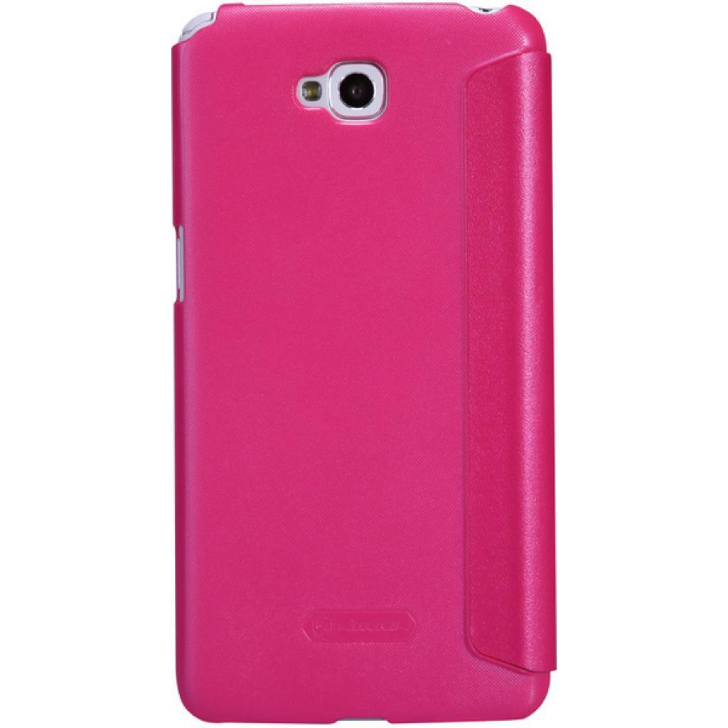 Чехол для моб. телефона NILLKIN для LG Optimus G Pro Lite /Spark/ Leather/Red (6147151) изображение 5