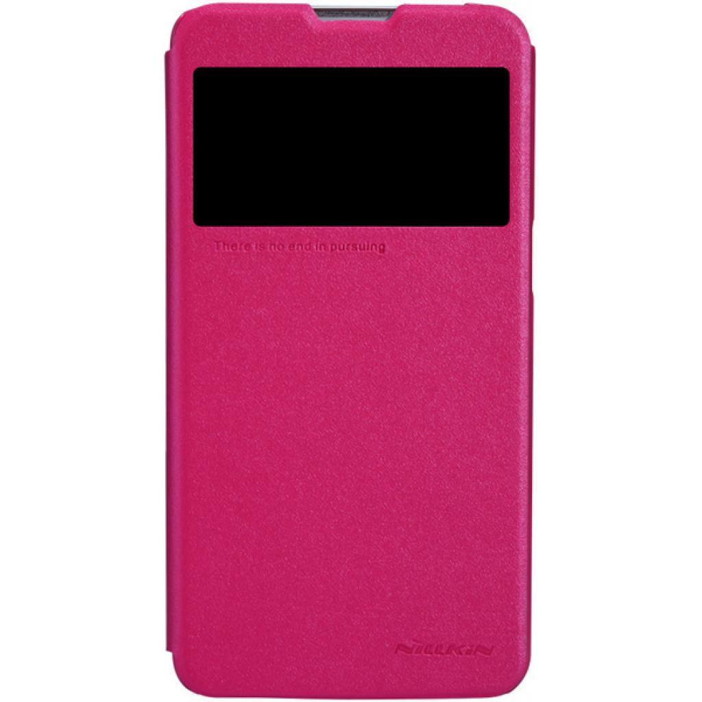 Чехол для моб. телефона NILLKIN для LG Optimus G Pro Lite /Spark/ Leather/Red (6147151)