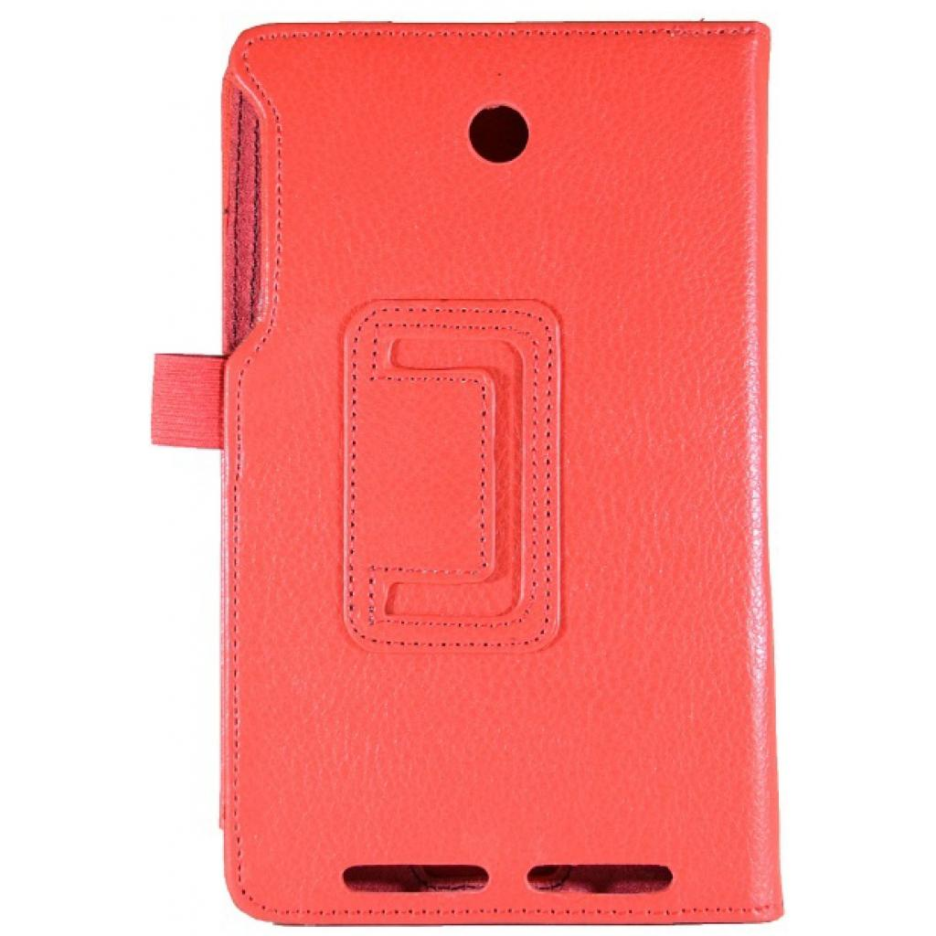 "Чехол для планшета Pro-case 7"" Asus MeMOPad HD 7 ME176 red (ME176r) изображение 2"