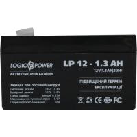 Батарея к ИБП LogicPower LPM 12В 1.3 Ач (4131)