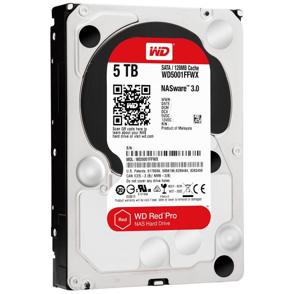 """Жесткий диск 3.5"""" 5TB Western Digital (WD5001FFWX) изображение 2"""
